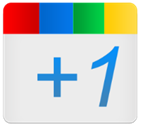 Google +1's