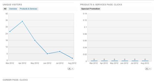 LinkedIn Company Page Analytics image